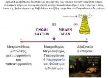 ✦ Το ενδογενώς διττόν ελληνικόν σκέπτεσθαι